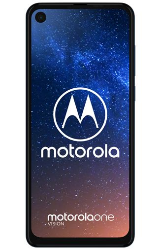 Motorola One Vision Blue
