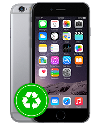 Apple iPhone 6 16GB Black Refurbished