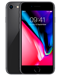 Apple iPhone 8 64GB Black
