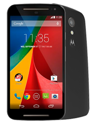 Motorola New Moto G 4G Black