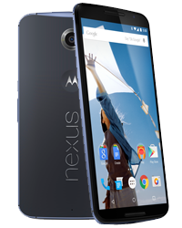 Motorola Nexus 6 32GB Black
