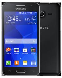 Samsung Galaxy Core 2 G355 Black