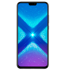 Honor 8X 64GB Black