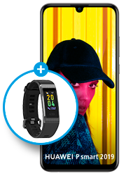 Huawei P Smart 2019 Black